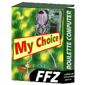 FFZ roulette computer display box